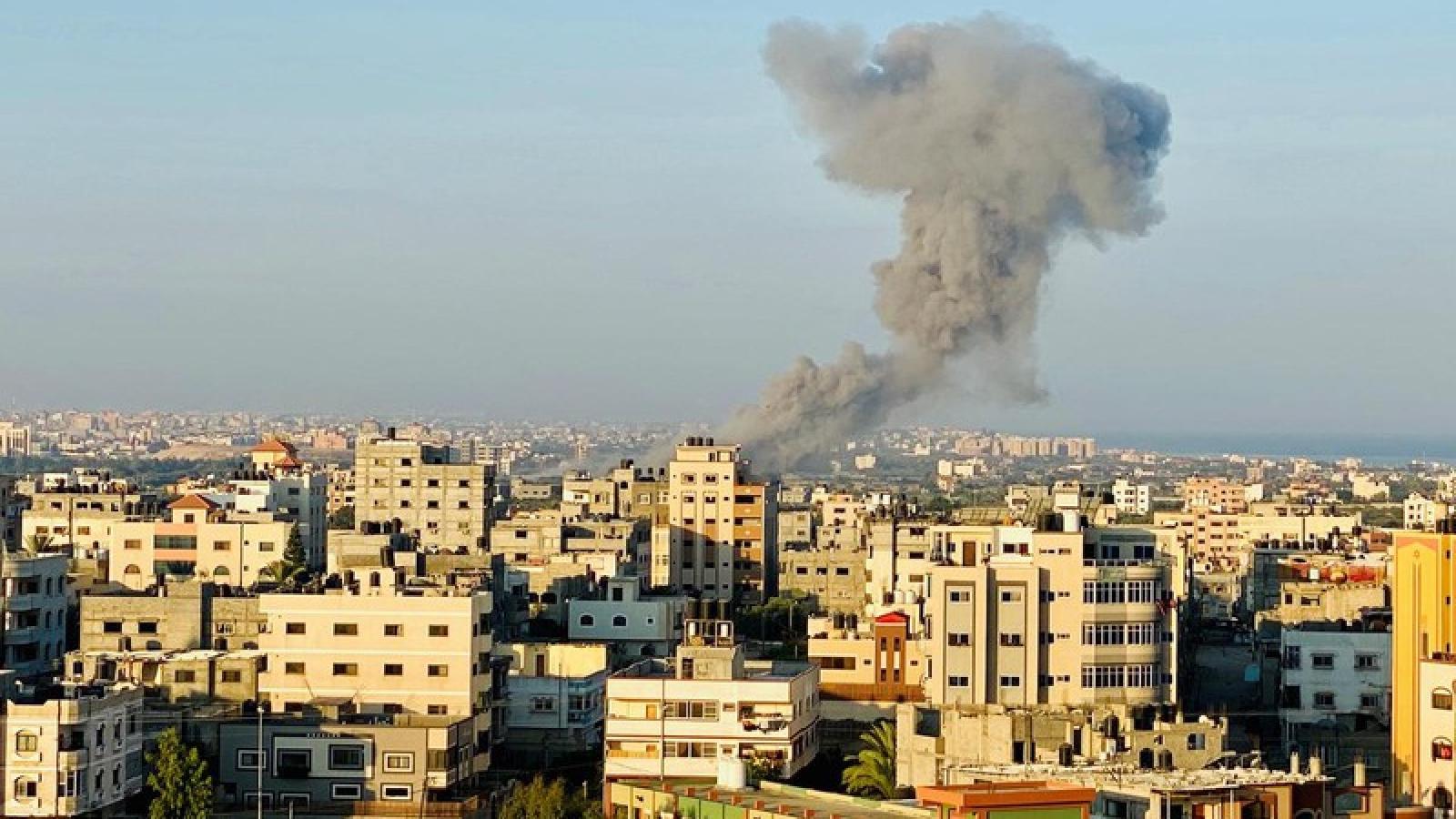 Ai Cập bất thành trong nỗ lực hòa giải giữa Hamas và Israel