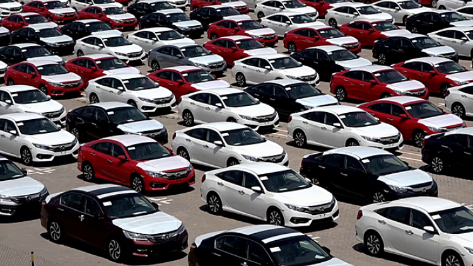 Car imports plummet nearly 50%, COVID-19 blamed