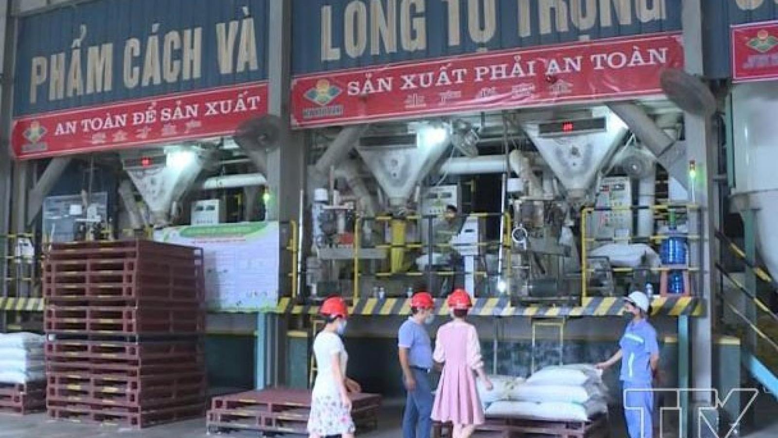 Tăng cường phòng chống dịch Covid-19 tại Khu Kinh tế Nghi Sơn và các KCN ở Thanh Hóa