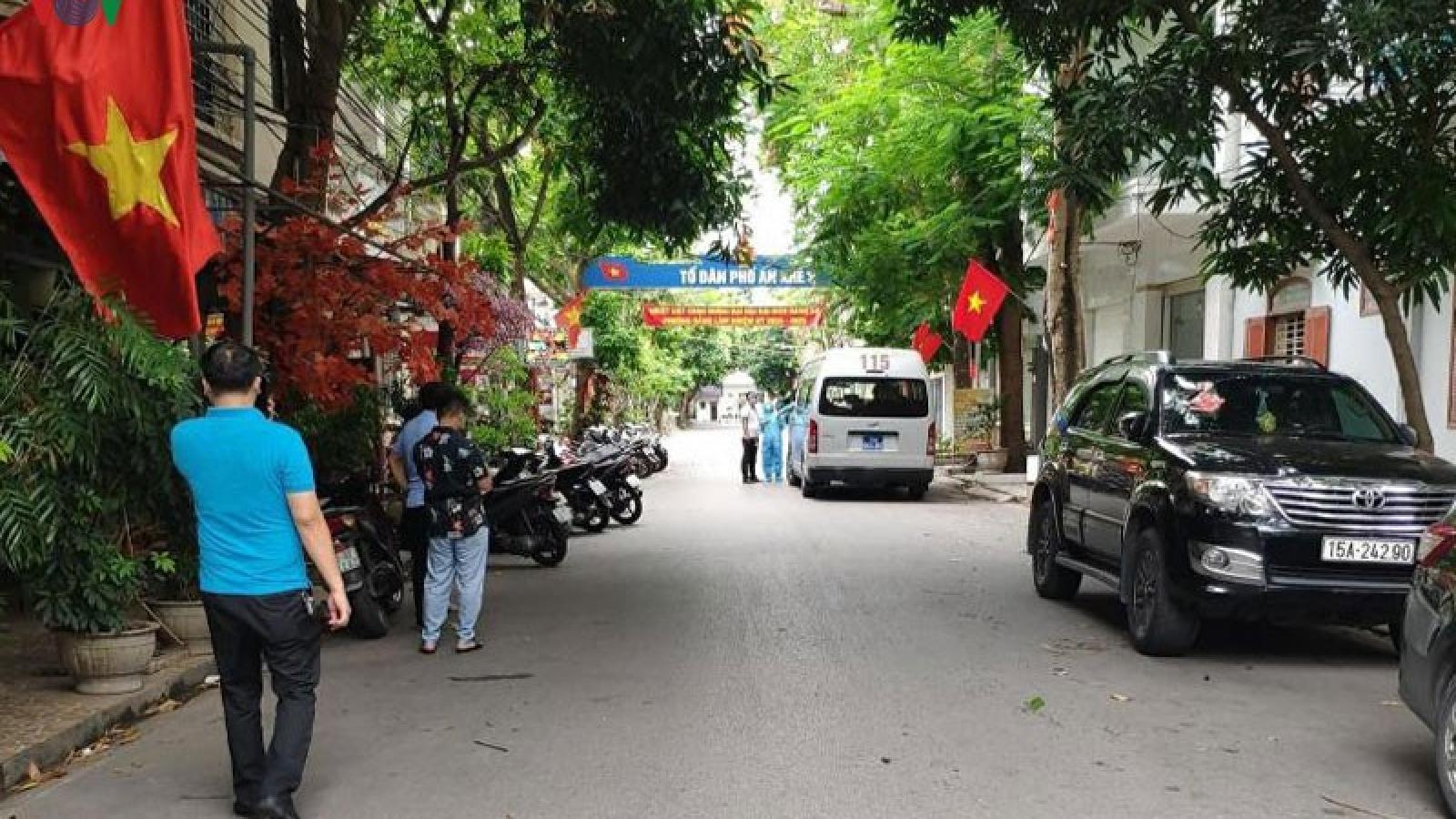 Một người Hàn Quốc từ Việt Nam về nước bị phát hiện nghi mắc Covid-19