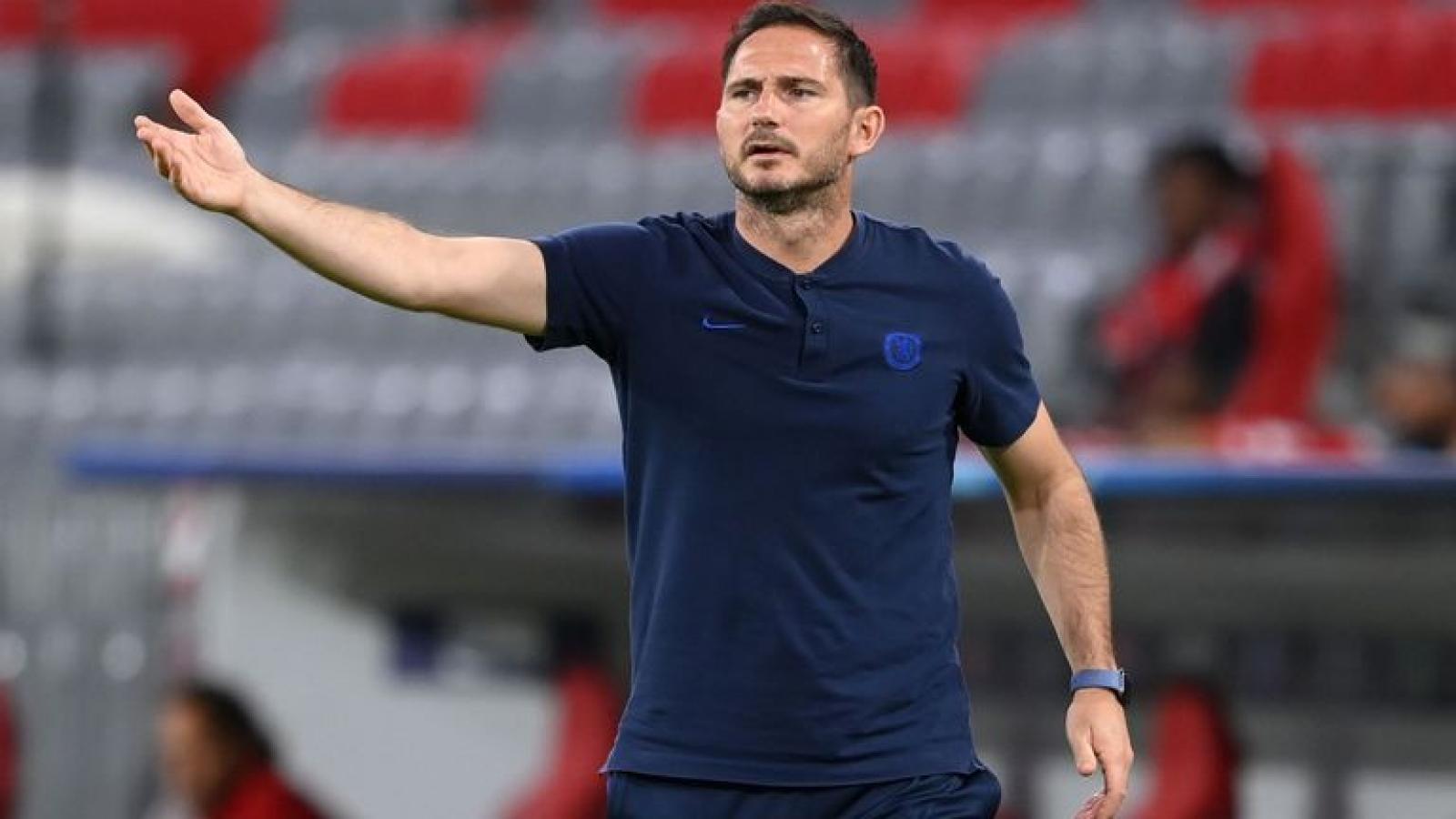 Lampard thừa nhận Bayern Munich đã dạy cho Chelsea một bài học