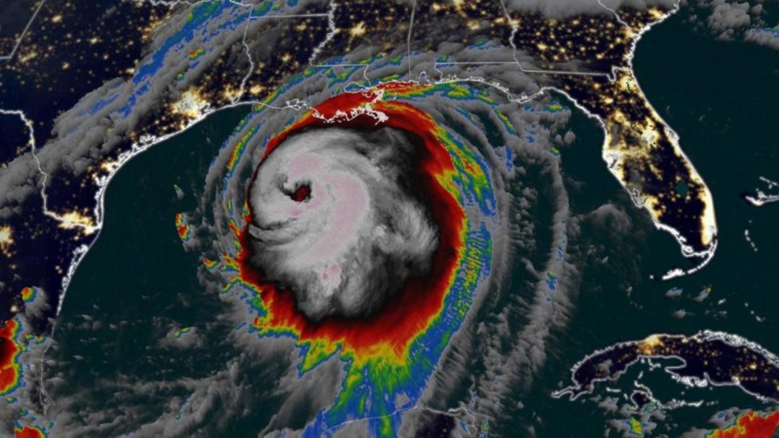 Vịnh Mexico (Mỹ) có thể đối mặt với cơn bão tồi tệ nhất trong 160 năm