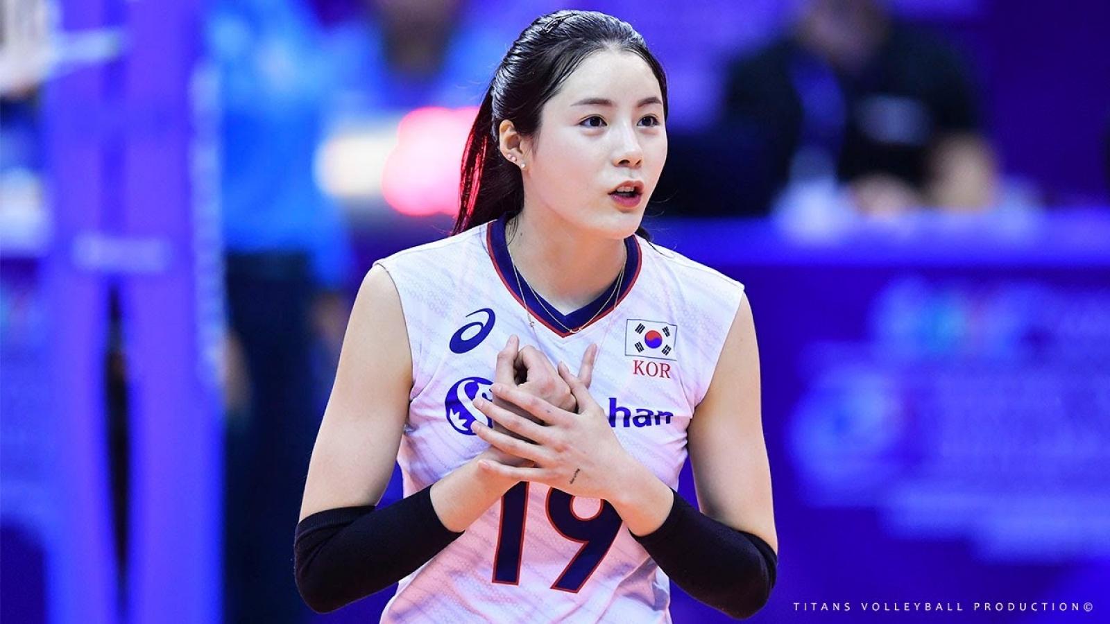 Lee Da Yeong - Thiên thần dễ thương của bóng chuyền Hàn Quốc