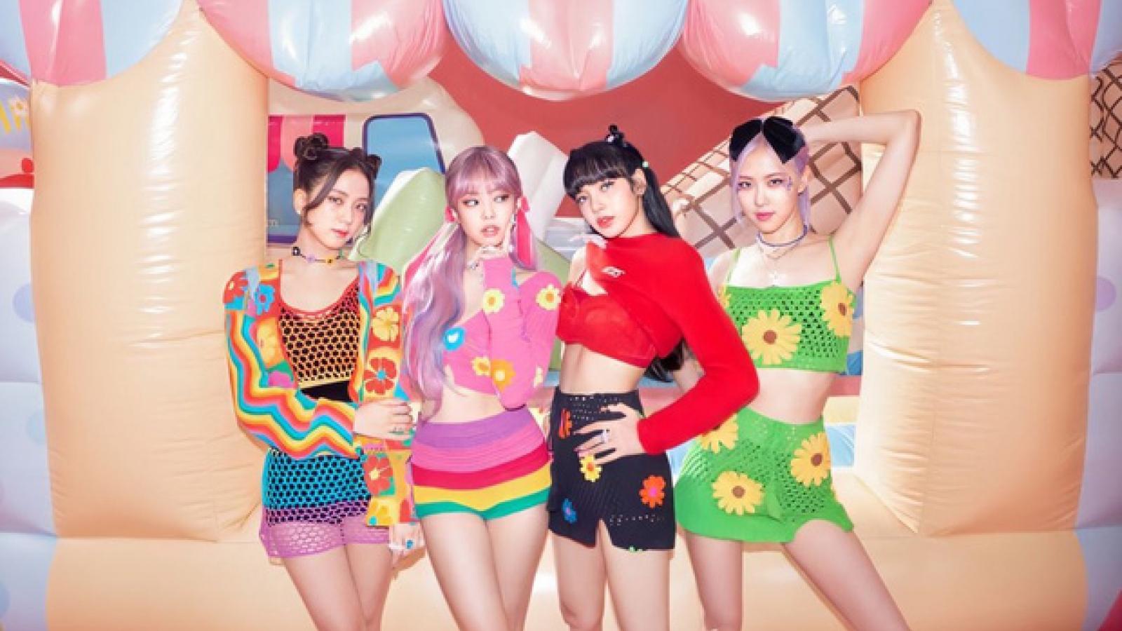 BLACKPINK trở thành nhóm nhạc nữ Kpop đầu tiên đạt giải thưởng VMAs