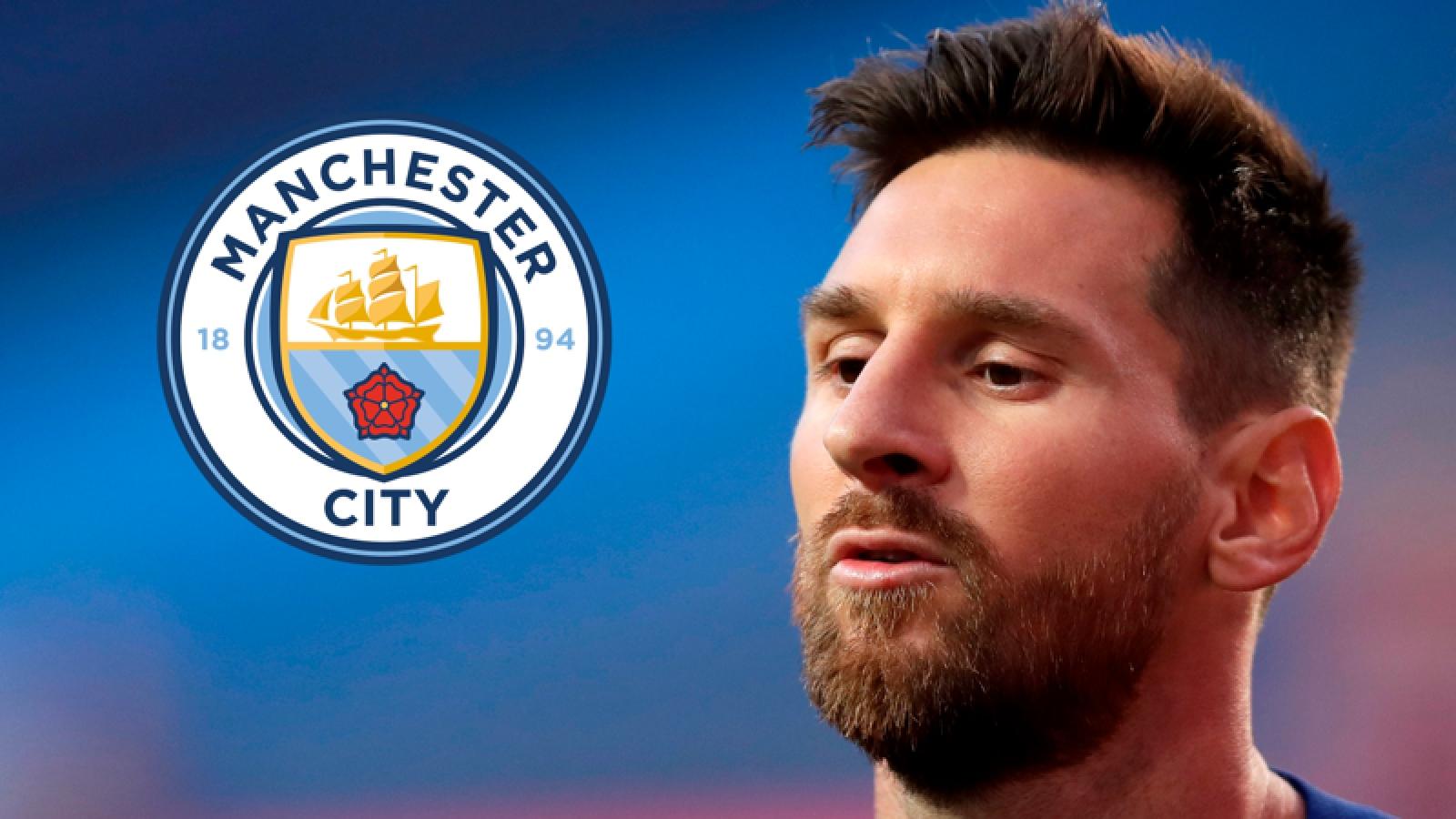 Chuyển nhượng 16/8: Man City sẵn sàng chiêu mộ Messi