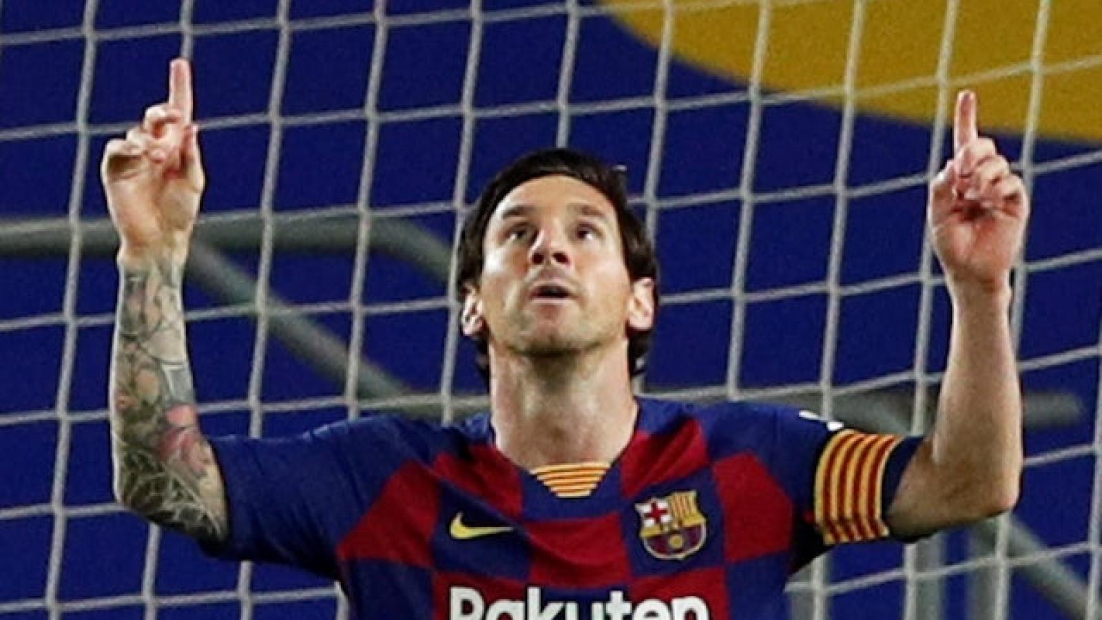 Messi lôi kéo Neymar đầu quân cho Man City