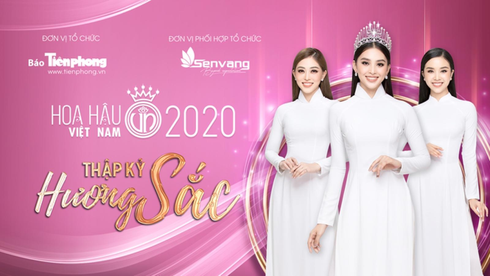 Lùi lịch thi Hoa hậu Việt Nam 2020