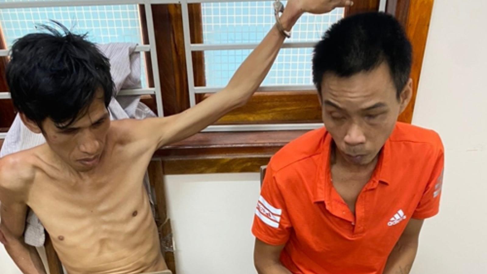 Bị vây bắt, đối tượng buôn ma túy rút chốt lựu đạn chống trả công an