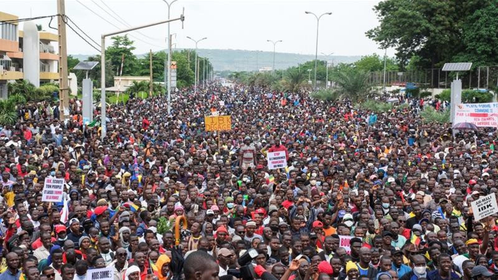 Quốc tế phản ứng trước binh biến Mali, Hội đồng Bảo an LHQ họp khẩn