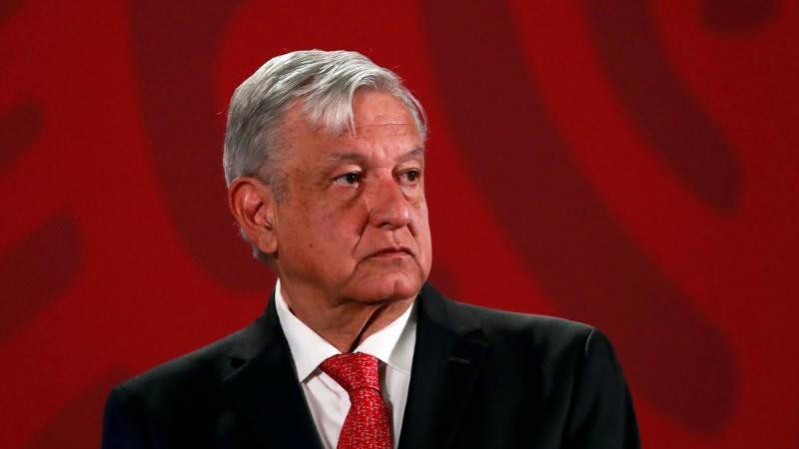 Mexico tuyên bố quốc tang 30 ngày tưởng niệm người tử vong vì Covid-19