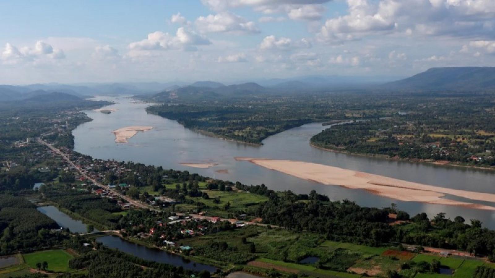 Trung Quốc sẽ chia sẻ thông tin thủy văn với các nước sông Mekong