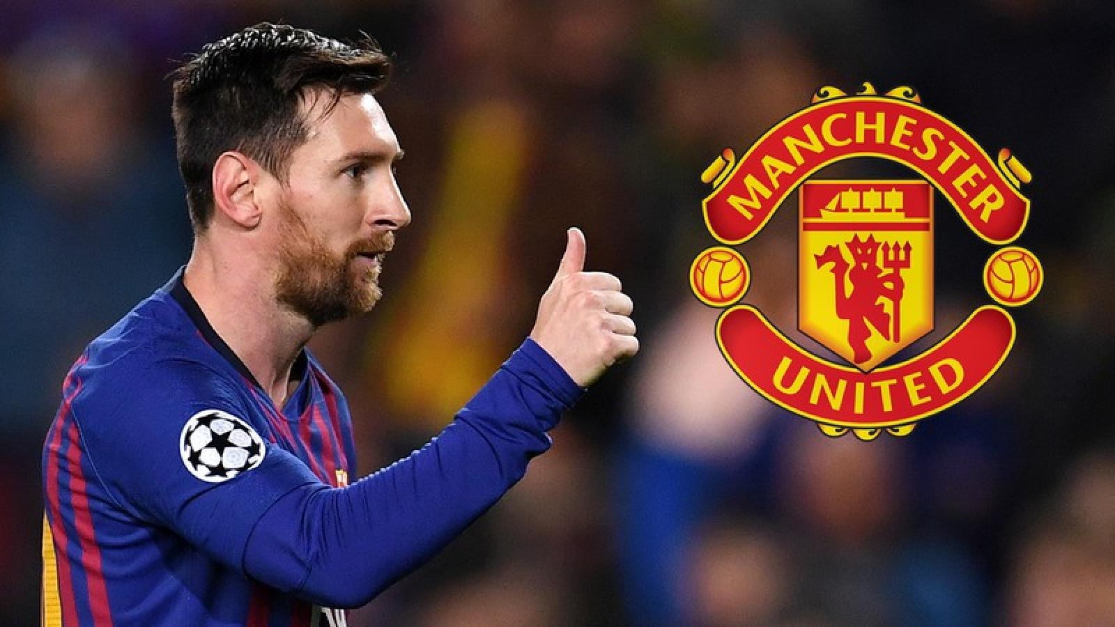 Góc nhìn: Messi không phù hợp với MU