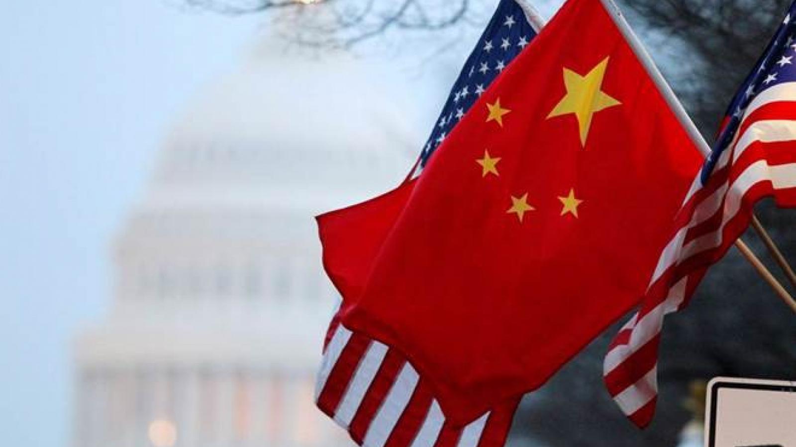 Mỹ - Trung leo thang căng thẳng trên Biển Đông