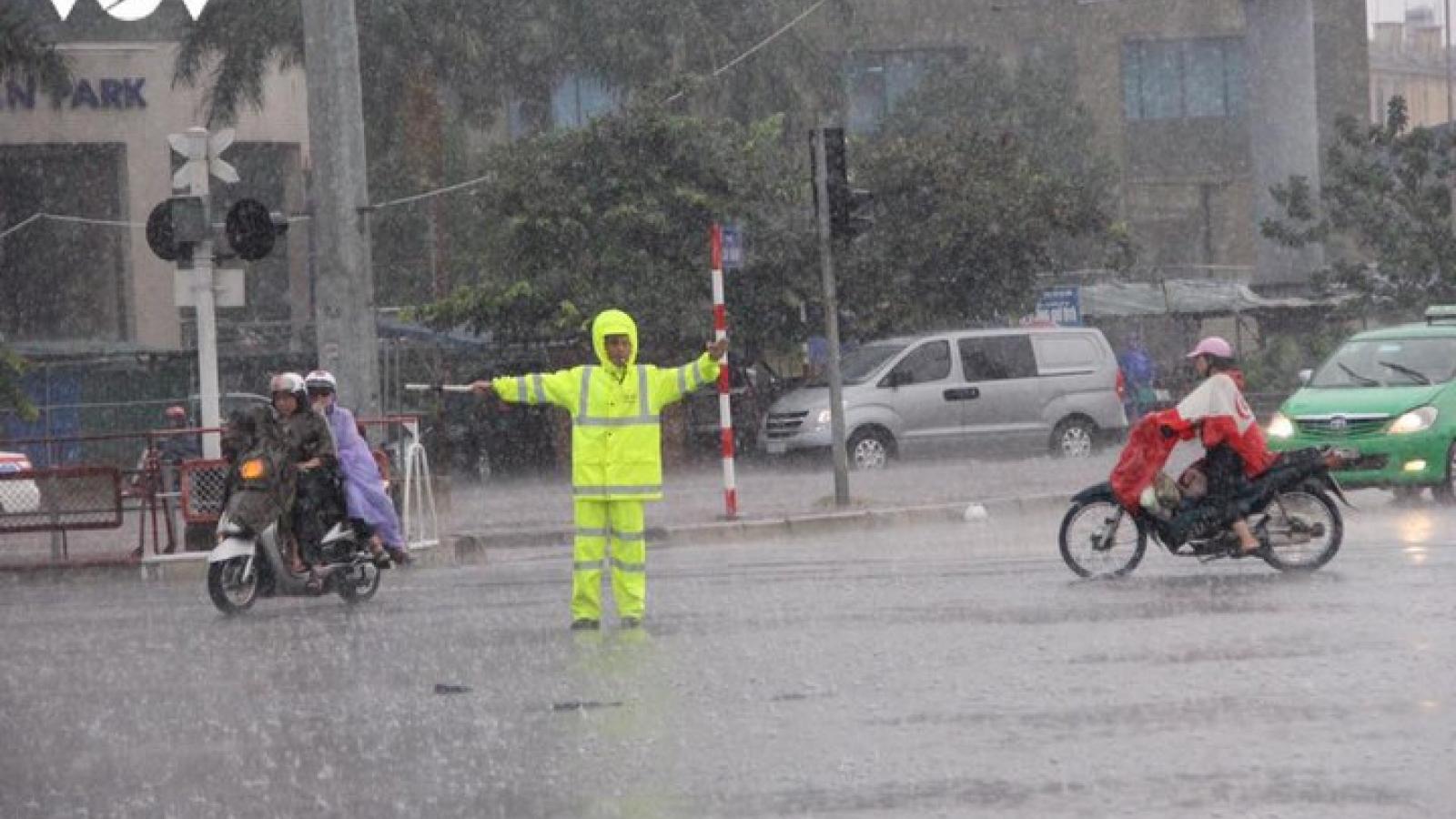 Dự báo thời tiết ngày 18/8: Cảnh báo tiếp tục mưa lớn tại Hà Nội