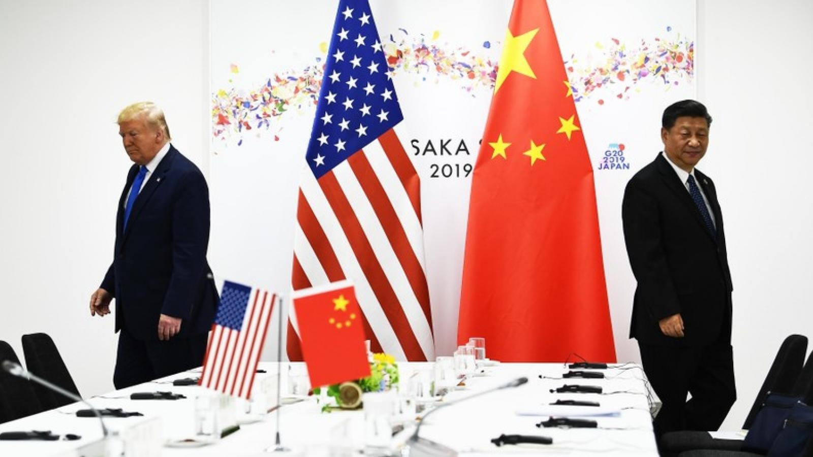 Căng thẳng Mỹ - Trung có thể chia thế giới thành 2 khối