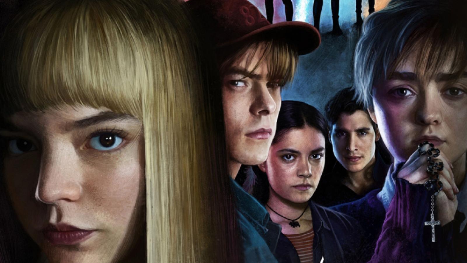 """Hồ sơ siêu năng lực của dàn dị nhân trẻ trong """"The new mutants"""""""