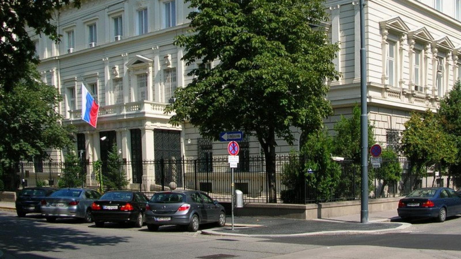 Nga trục xuất một nhà ngoại giao Áo