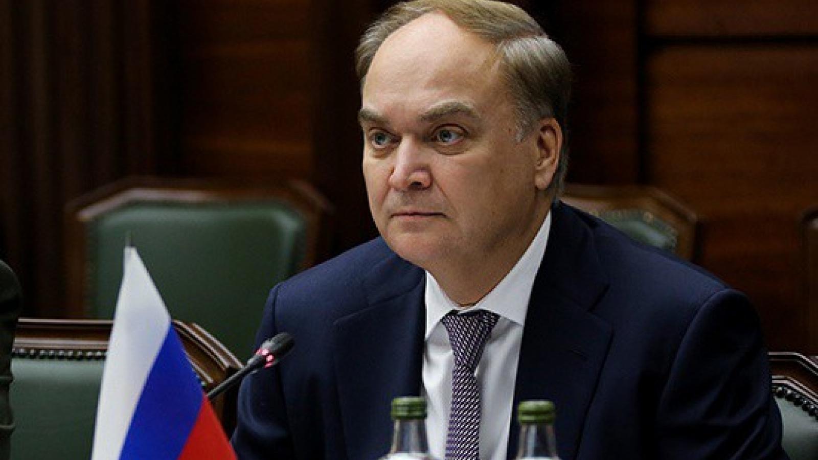 """Nga: Mỹ mở rộng lệnh trừng phạt với viện nghiên cứu Nga là """"không có căn cứ"""""""