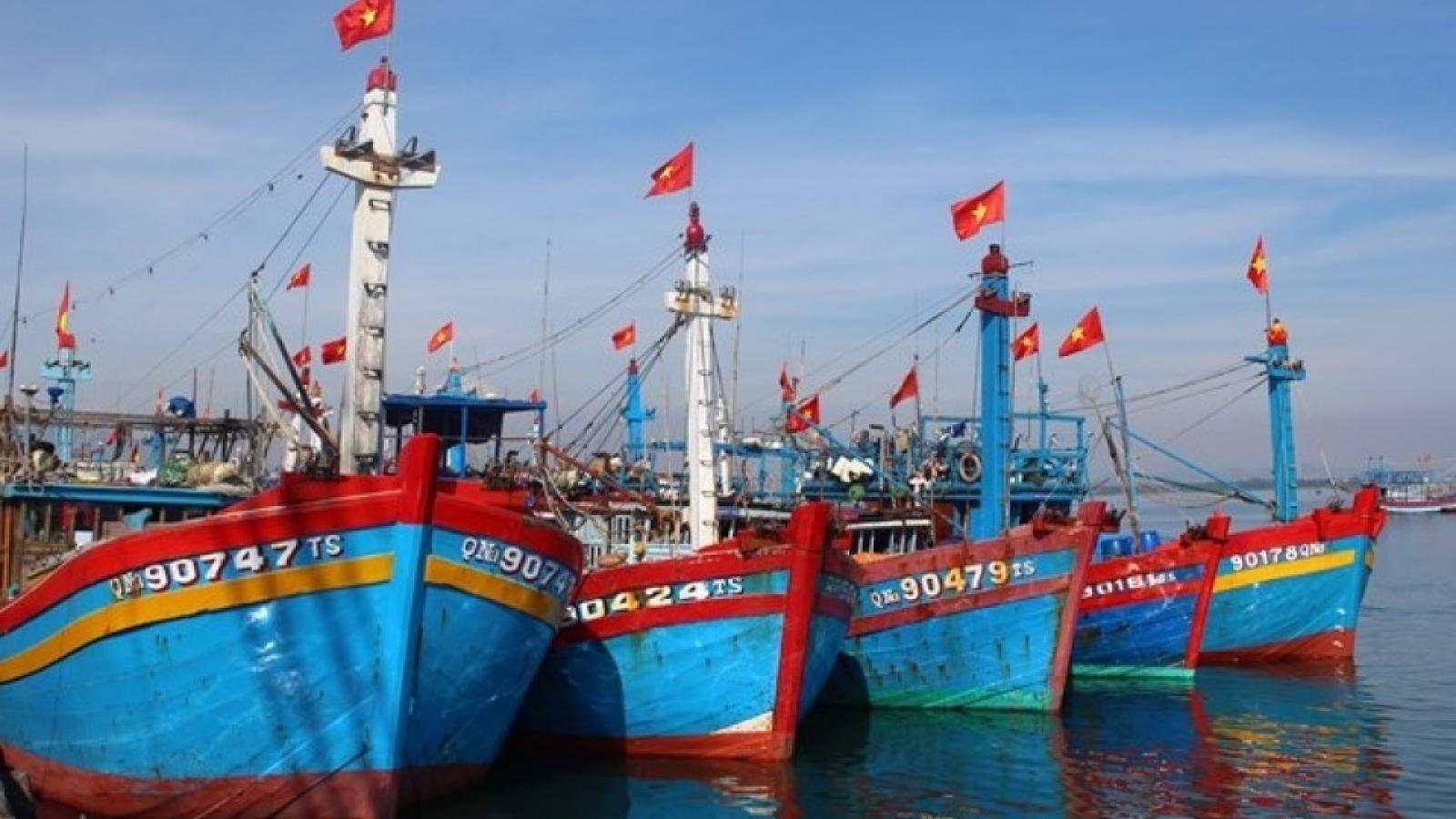 3 tàu cá Khánh Hòa cùng 26 ngư dân bị Indonesia bắt giữ