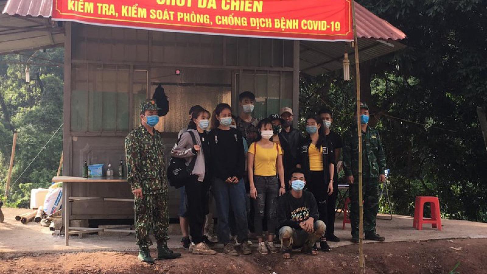 Lạng Sơn phát hiện 29 đối tượng nhập cảnh trái phép từ Trung Quốc