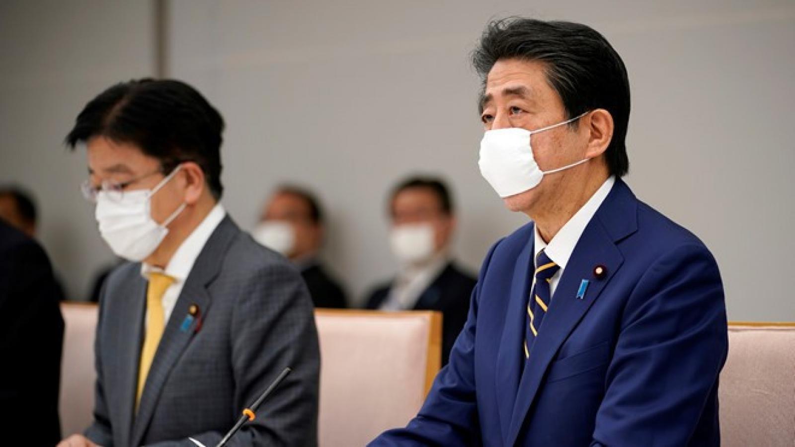 GDP của Nhật Bản giảm thấp nhất trong vòng 40 năm qua