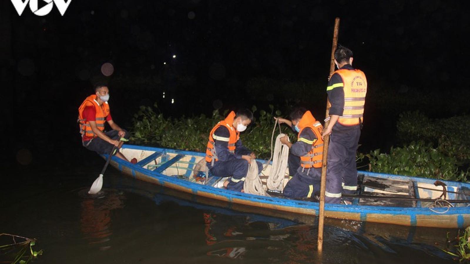 Tìm kiếm thanh niên nhảy cầu Kỳ Phú 2 mất tích