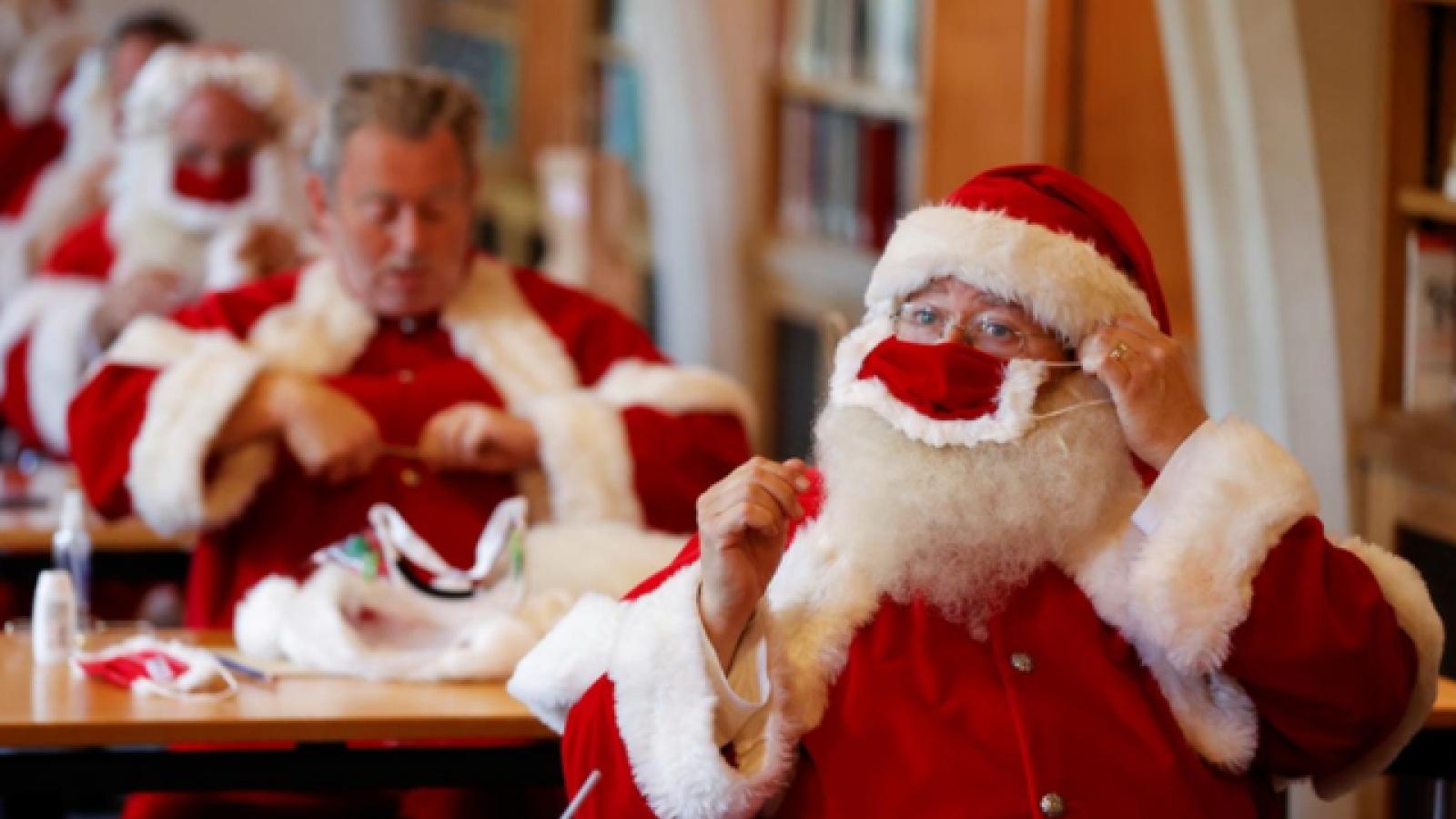 Ý tưởng sáng tạo cho các ông già Noel trong thời đại dịch Covid-19