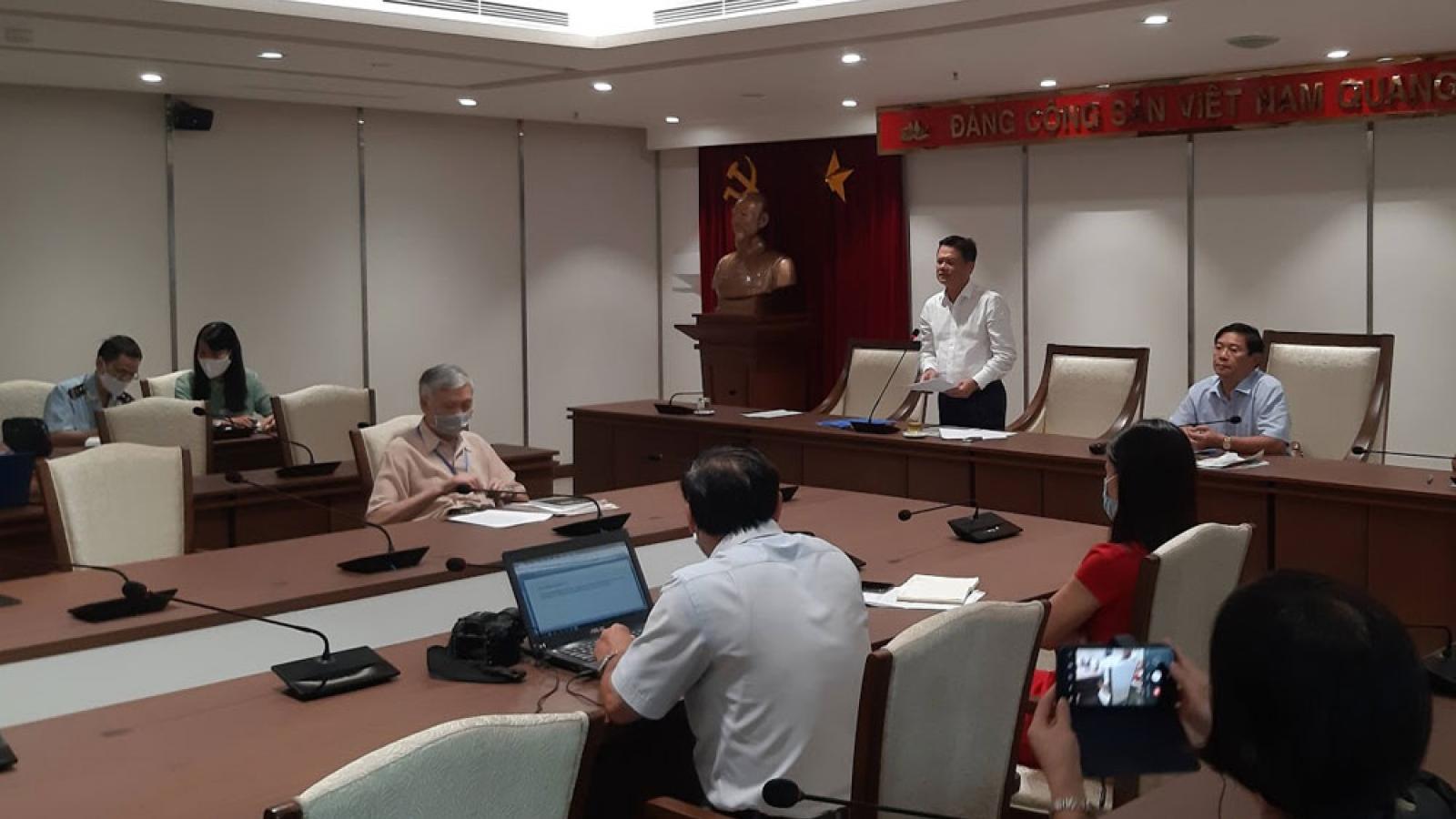 Hà Nội tổ chức thành công 50 đảng bộ cấp trên cơ sở