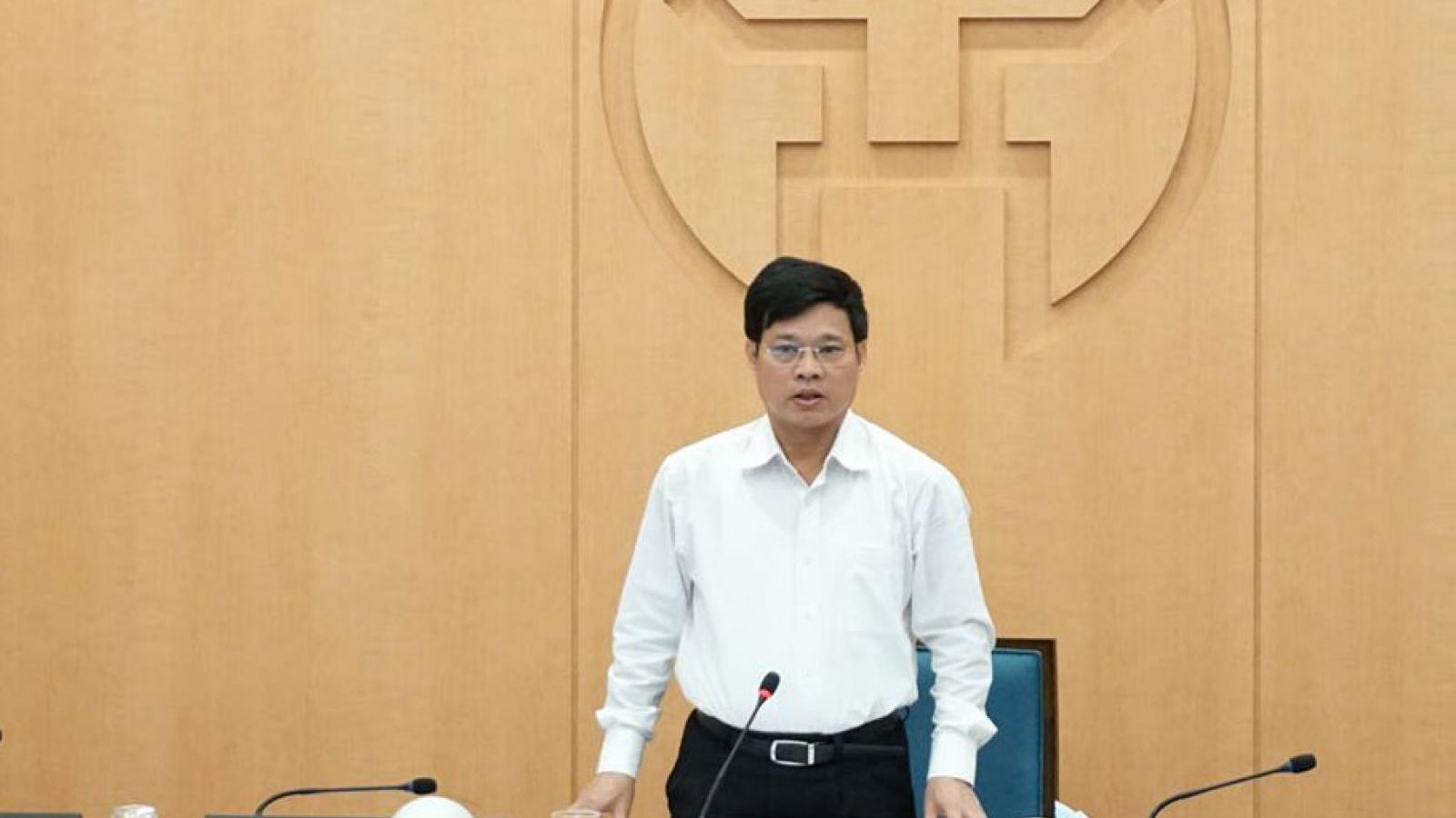 Từ 0h 19/8 Hà Nội yêu cầu thực hiện nghiêm các biện pháp phòng chống dịch