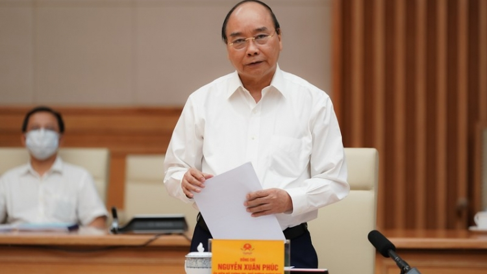 Ban cán sự Đảng Chính phủ góp ý dự thảo văn kiện Đại hội Đảng bộ TPHCM