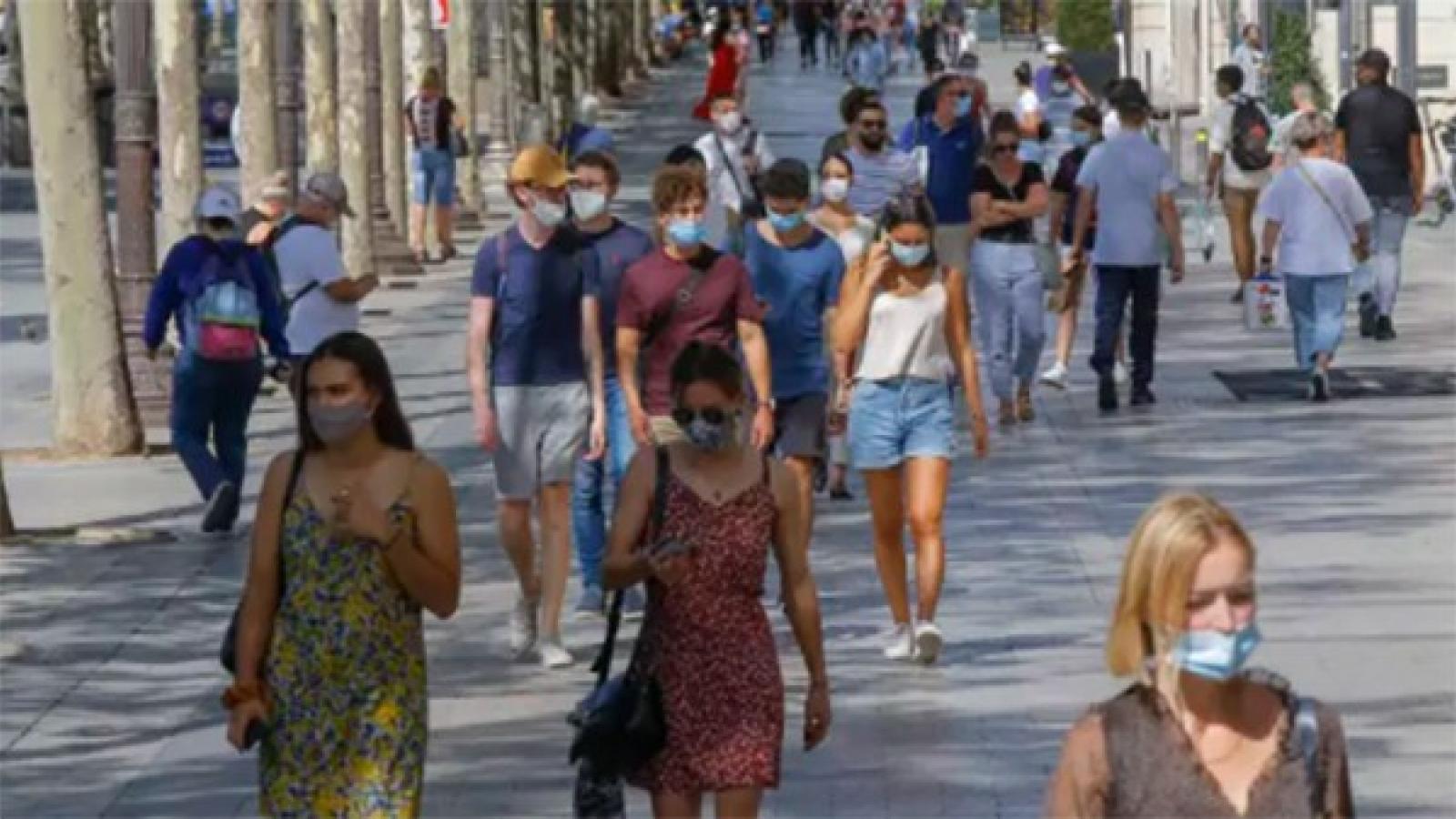 Đức cảnh báo công dân không du lịch đến thủ đô Paris và miền Nam nước Pháp