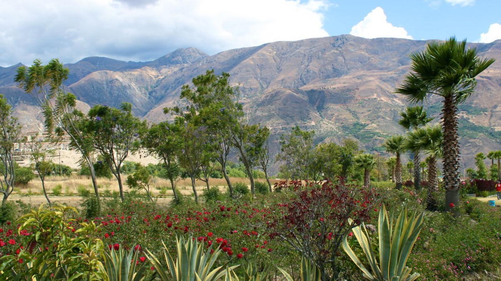 Vẻ đẹp kỳ bí và buồn thảm của Yungay - thị trấn bị chôn vùi ở Peru