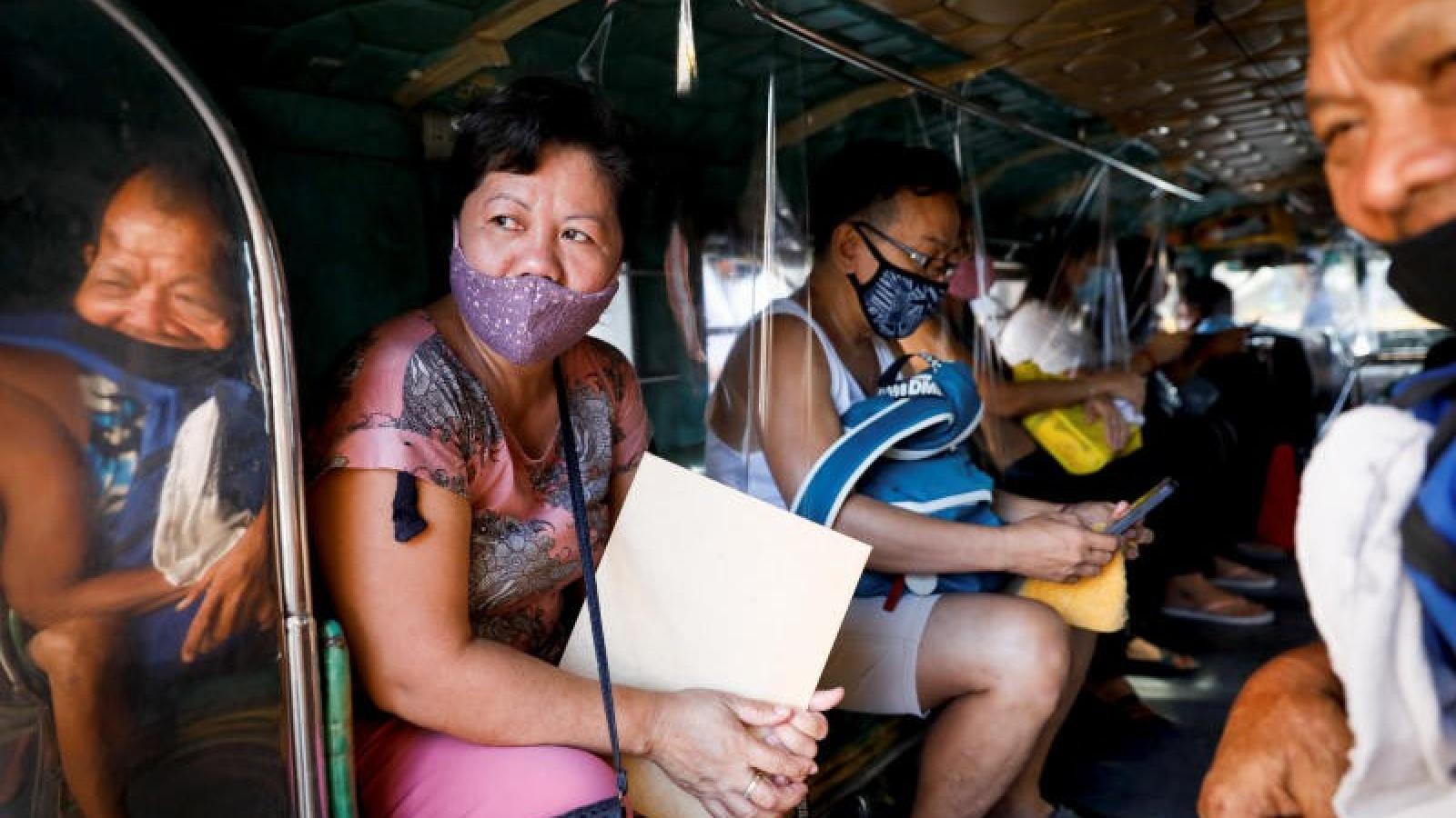 Philippines tái kiểm dịch cộng đồng nâng cao tại Manila