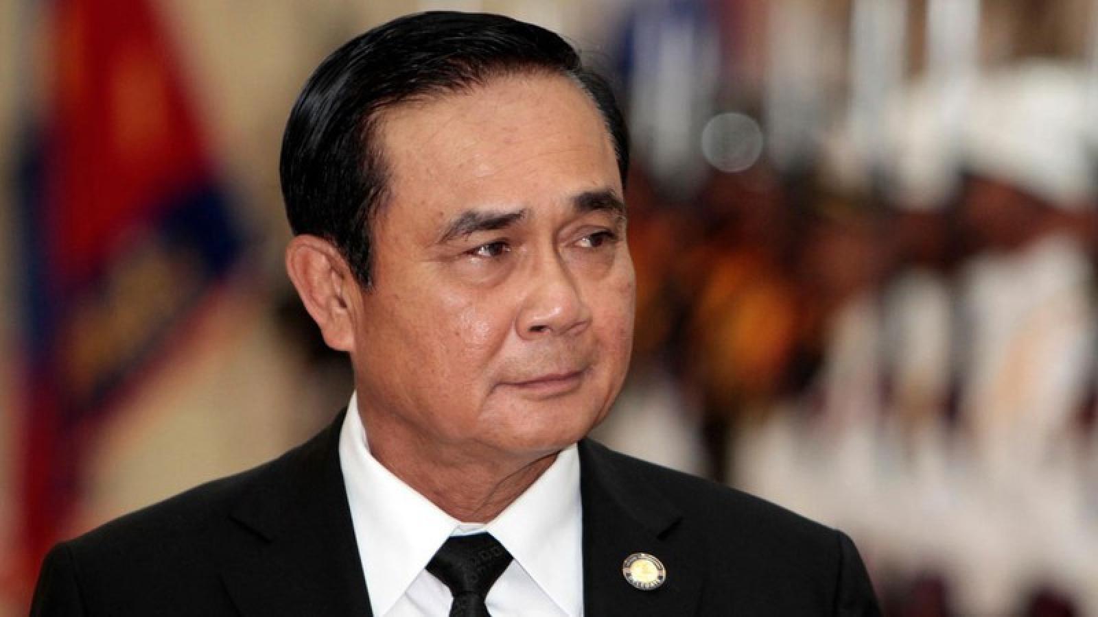 Thủ tướng Thái Lan chỉ thị sẵn sàng đối phó với biểu tình