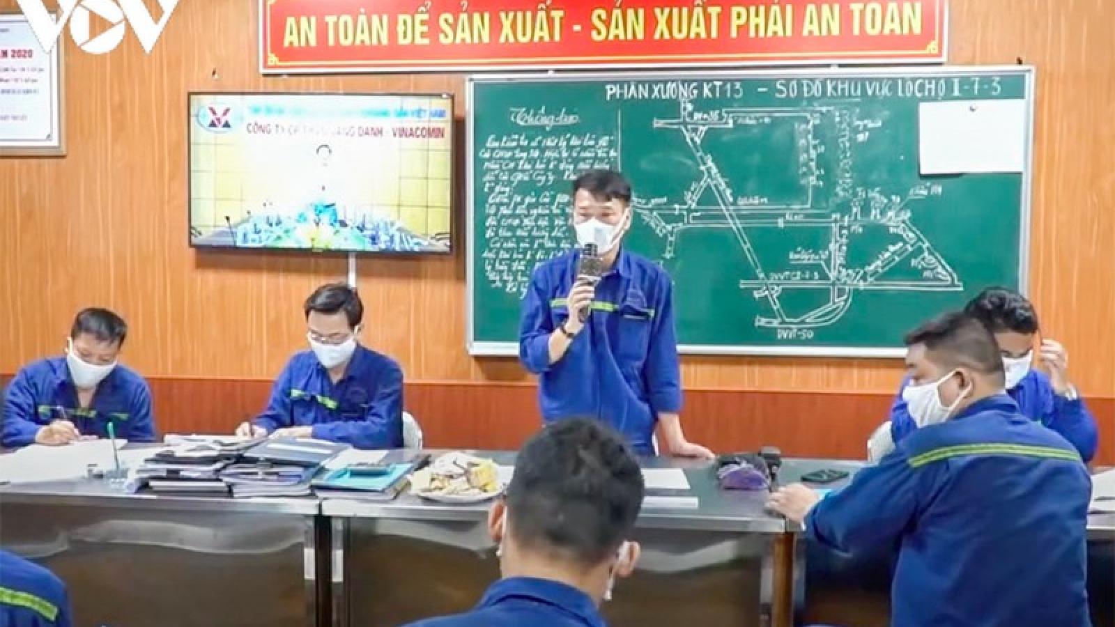 Quảng Ninh tăng cường kiểm soát y tế đối với công nhân ngoại tỉnh