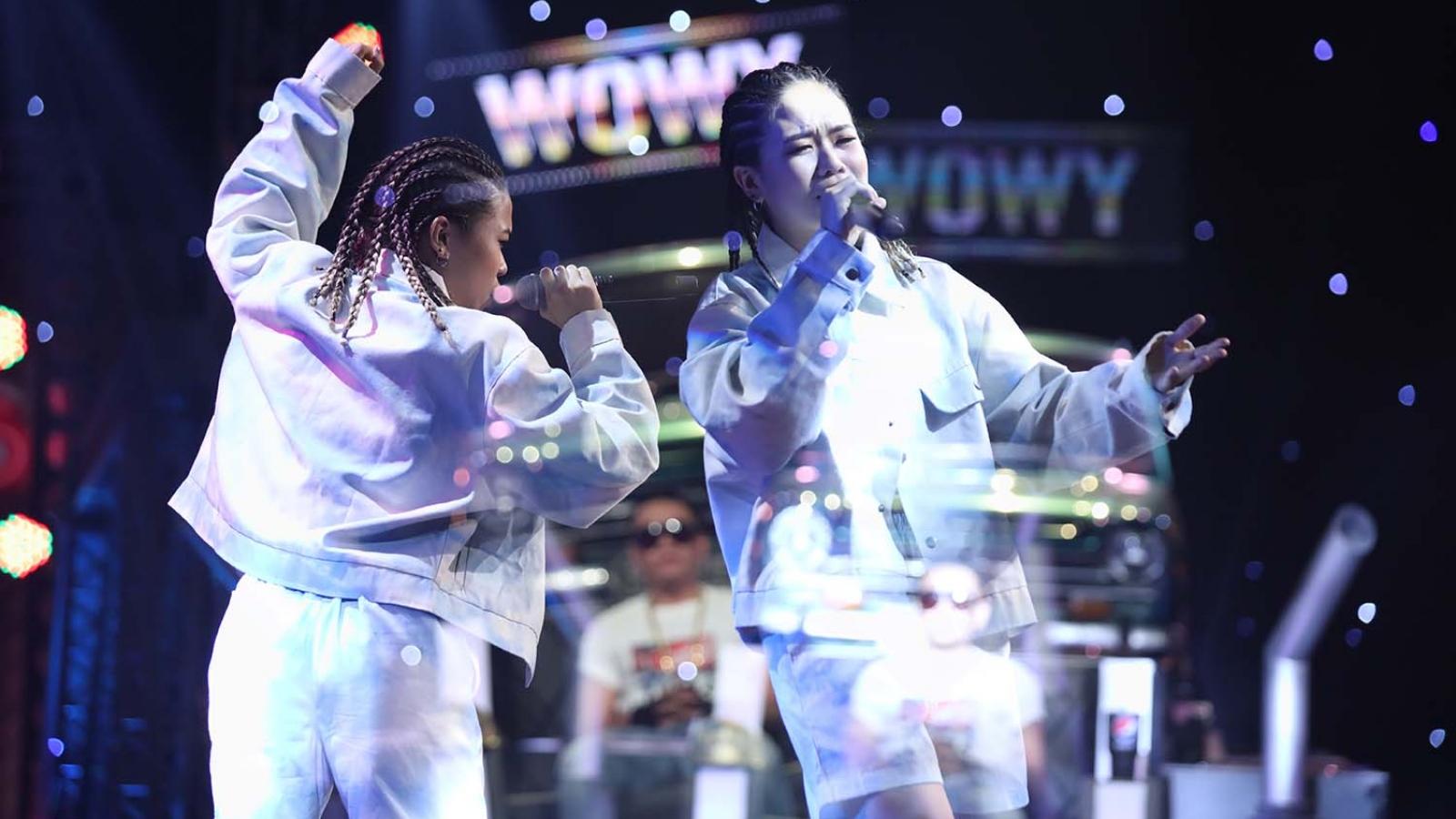 """Suboi, JustaTee phát cuồng vì nữ rapper 20 tuổi với bản hit """"Chiếc khăn gió ấm"""""""