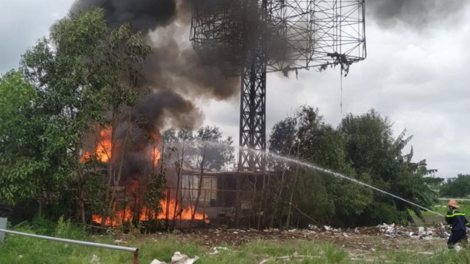 Cháy Công ty xăng dầu tại Hải Phòng, làm rõ những vi phạm về sử dụng đất
