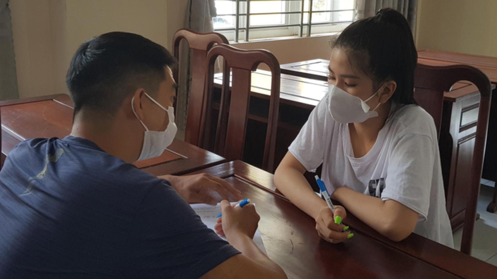 Triệt phá đường dây môi giới mại dâm qua zalo tại Bình Phước