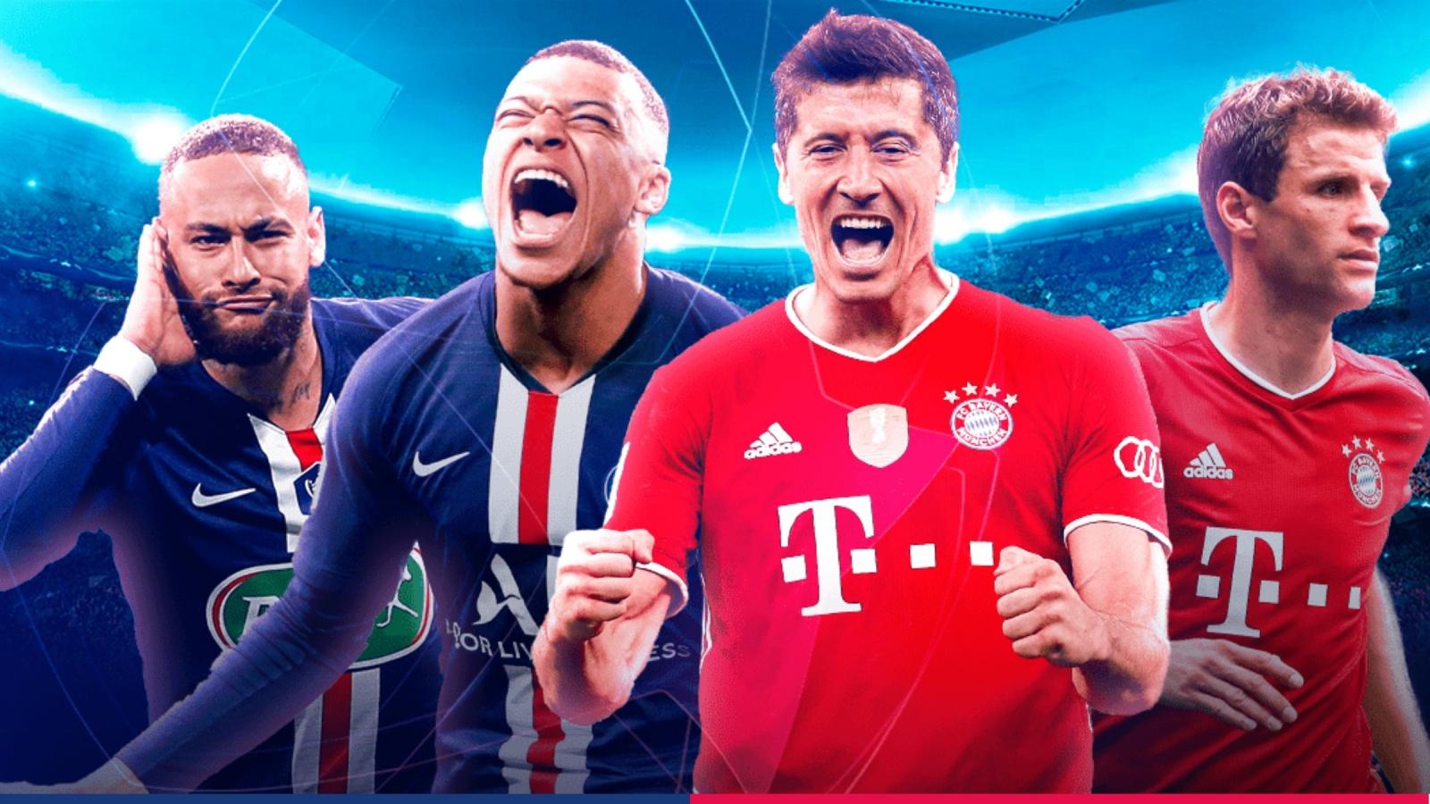 PSG – Bayern Munich: Chiến thần tranh ngai trên đỉnh Olympus