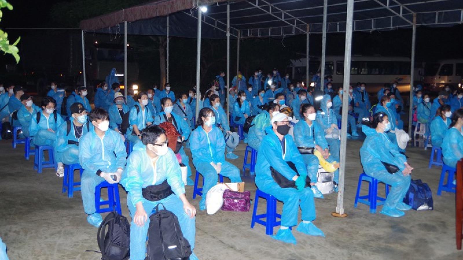 140 người từ nước ngoài về Sóc Trăng đều âm tính với SARS-CoV-2