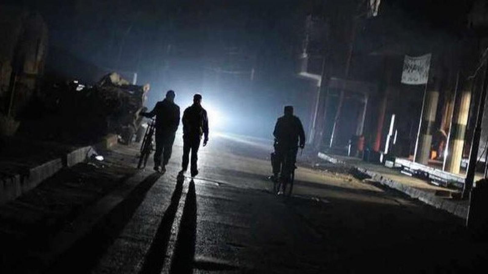 Nổ đường ống dẫn khí đốt, toàn bộ Syria mất điện