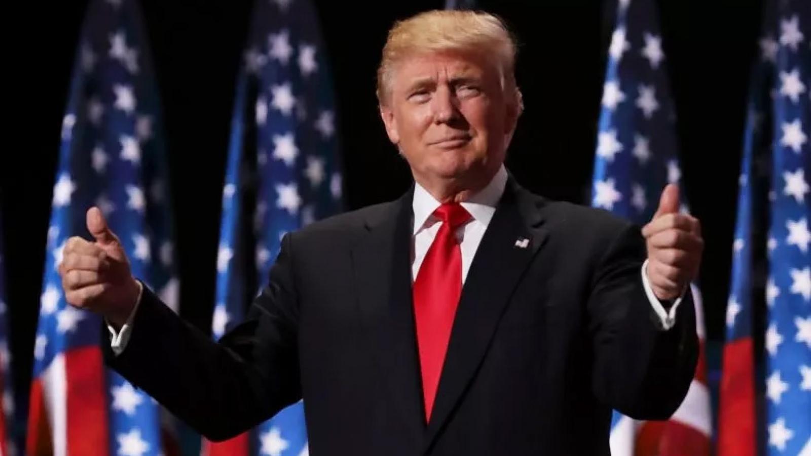 50% cử tri da trắng bỏ phiếu cho Trump nếu bầu cử diễn ra ngay lập tức