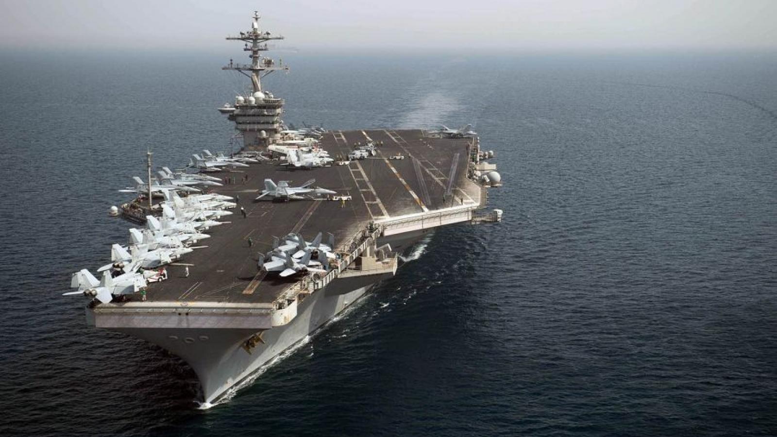Chuyên gia Nga: Mỹ có thể đánh bại Trung Quốc trong trận chiến tàu sân bay