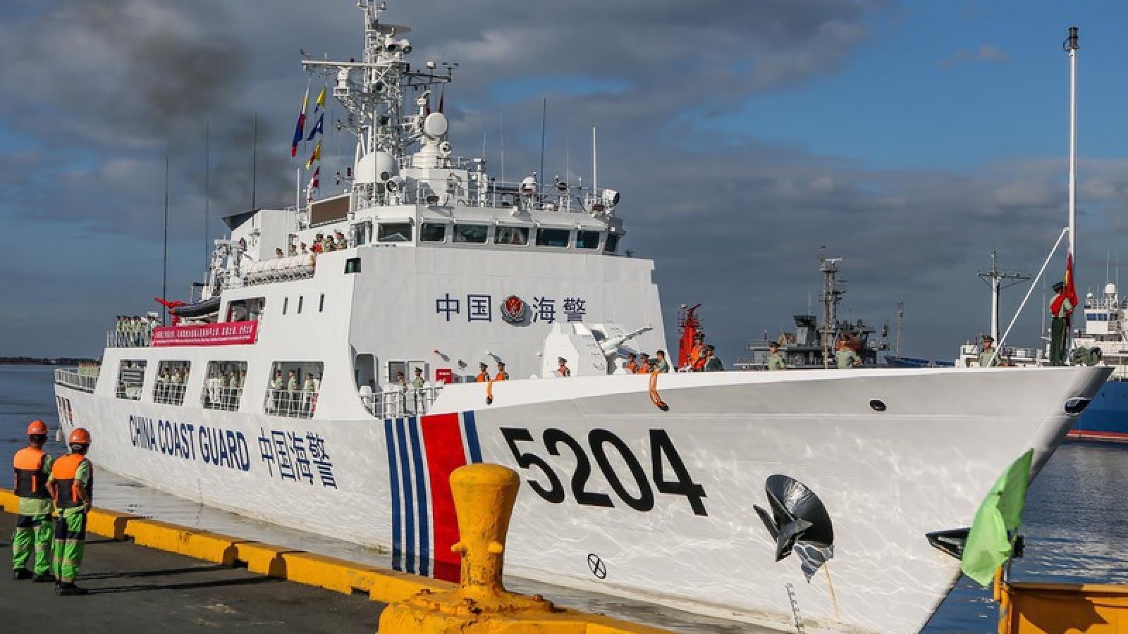 Mỹ trừng phạt công ty Trung Quốc có liên quan tới yêu sách chủ quyền ở Biển Đông