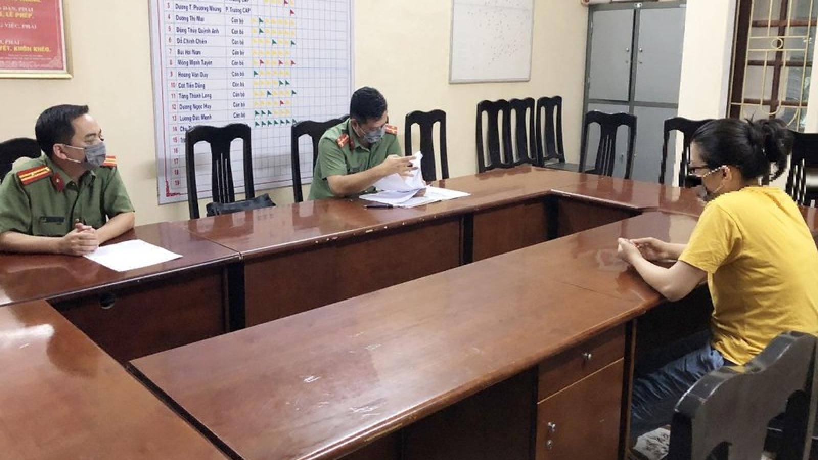 """Đăng tải thông tin """"chữa Covid-19 tại nhà"""", một người bị công an xử phạt"""