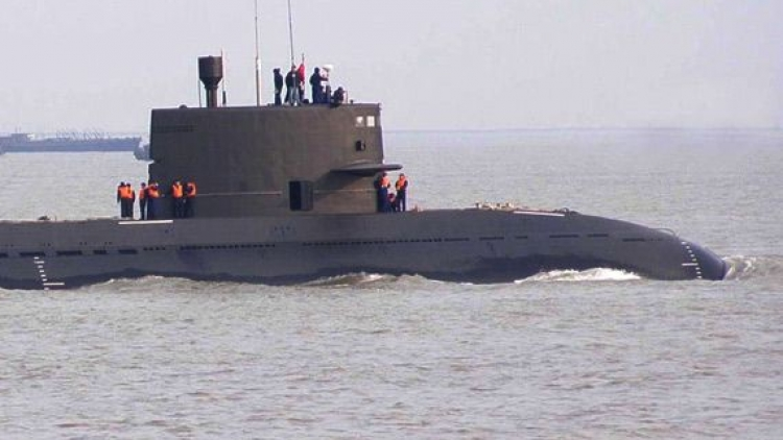 Thái Lan tạm dừng hợp đồng mua 2 tàu ngầm Trung Quốc