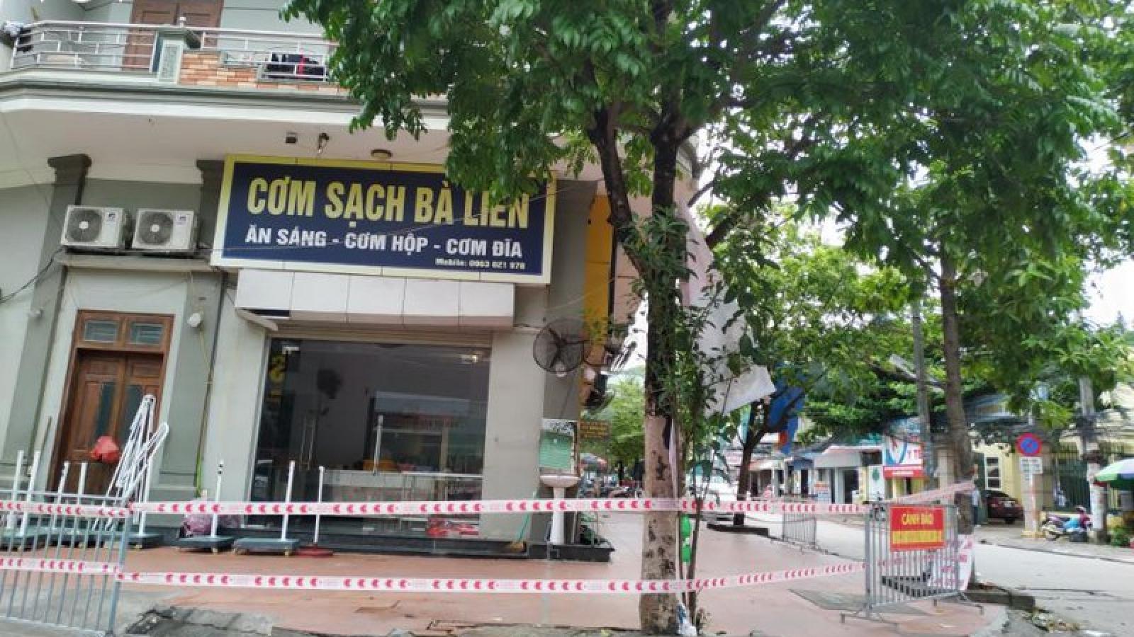 Quảng Ninh truy vết 41 trường hợp liên quan ca Covid-19 ở Bắc Giang