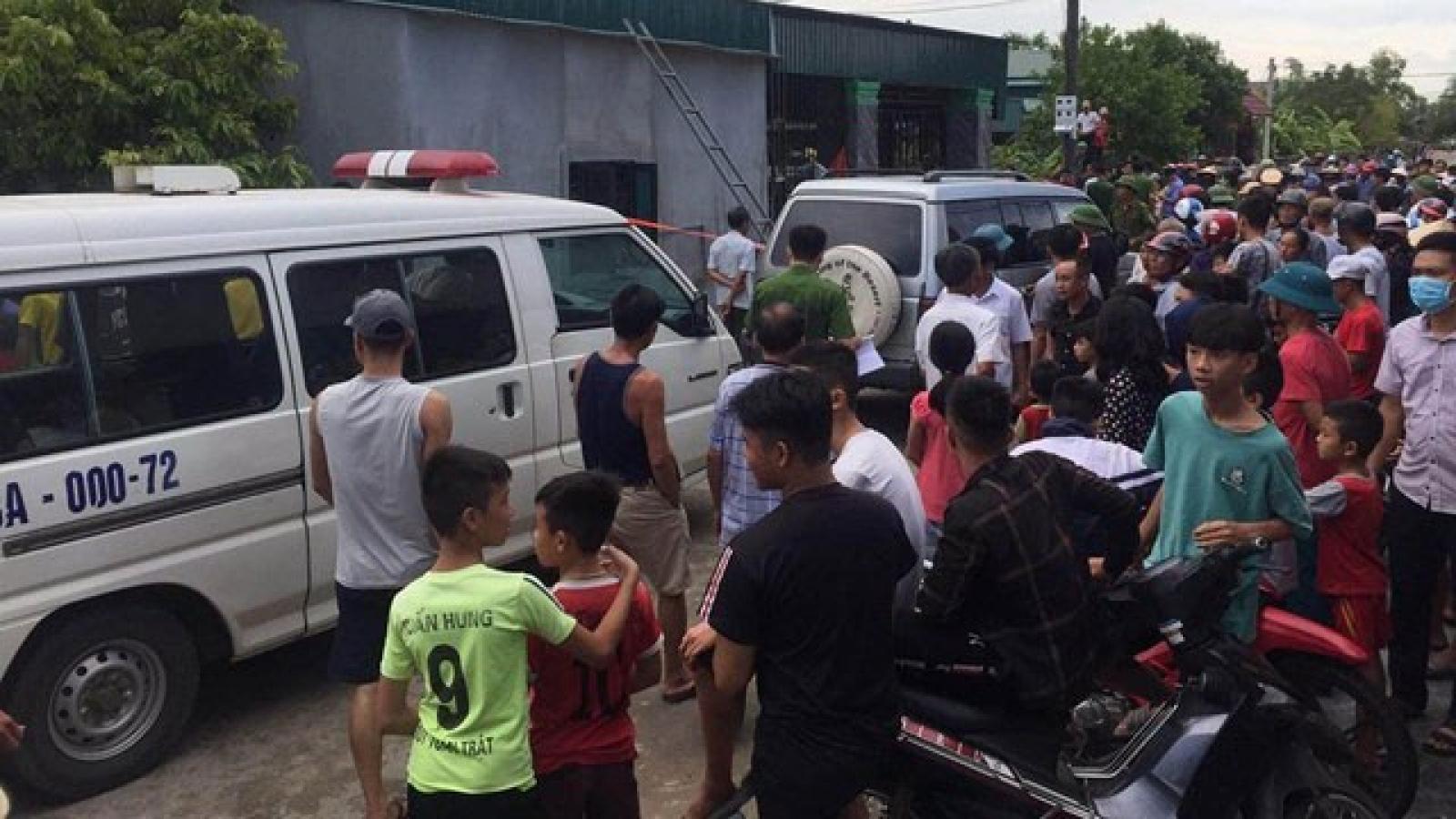 Vụ mẹ tẩm xăng thiêu sống 3 con ở Hà Tĩnh: Người mẹ đã tử vong