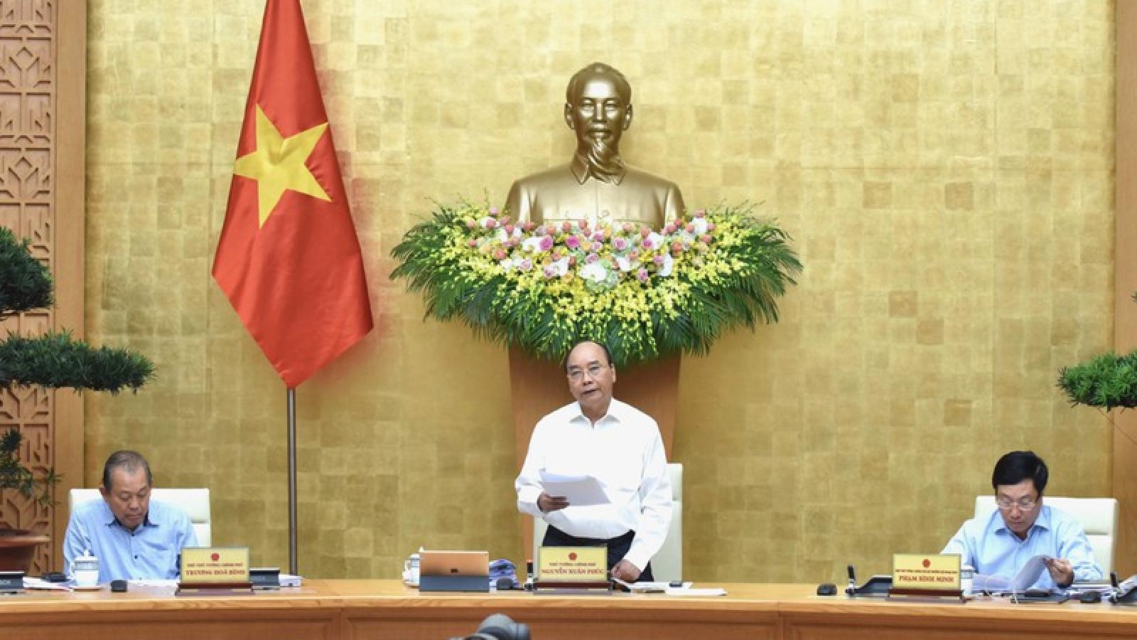 Thủ tướng giao Bộ trưởng GD&ĐT quyết định việc thi tốt nghiệp THPT