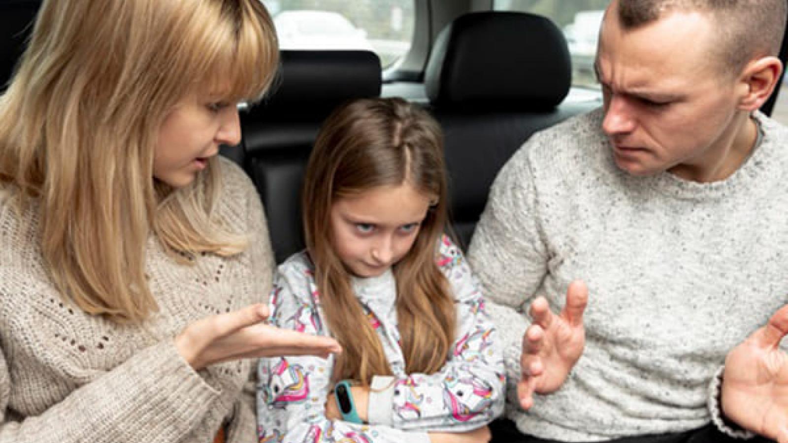 6 lý do tại sao cha mẹ không thể hiểu được nhu cầu cảm xúc của con cái